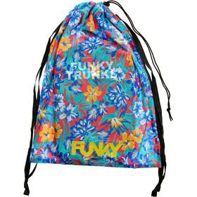 Funky Trunks Bolsa Malla Equipamiento, aloha from hawaii